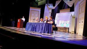 Panel Presentation at Tutor Expo